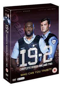 19-2 (Complete Series 1 & 2) - 4-DVD Box Set (DVD)